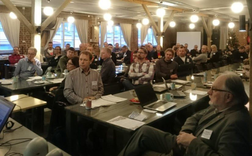 Vajaasti hyödynnettyjen kalavarojen seminaari Lahdessa 28.11.2017